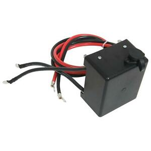 Ramsey Winch Replacement Part Solenoid Assembly 3 6 Hp 12 Volt Rep 8 278155