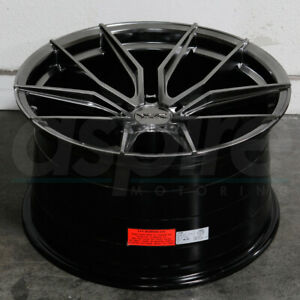 18x8 5 Chromium Black Wheels Xxr 559 5x114 3 35 Set Of 4