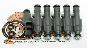 1999 2004 Jeep Tj Fuel Injectors Modern Bosch Direct Replacements 4 0l