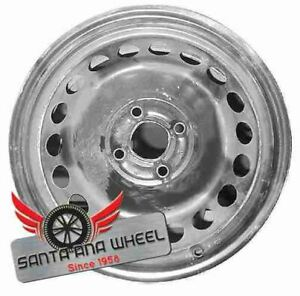 15 Inch Chevy Cobalt 2005 2010 Oem Factory Original Steel Wheel Rim 8077