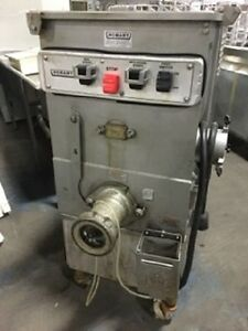 Hobart 4246 Plateknife Meat Grinder mixer Used Priced Cheap Guaranteed