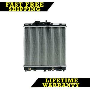 Radiator For 92 00 Honda Civic Civic Del Sol 1 Inch Core Thickness Great Quality