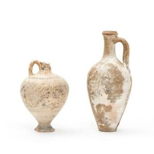 Corinthian And Hellenistic Pottery