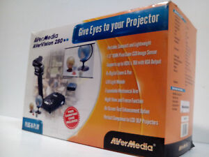 Avermedia Avervision 280 Document Projector Presenter