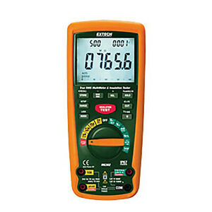 Extech Mg302 13 Function Trms Multimeter insulation Tester With 433mhz