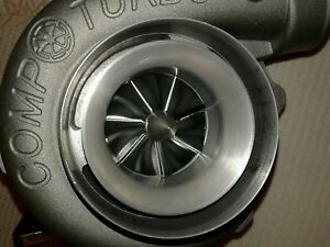 Comp Turbo Ct43 6265 Turbocharger Billet Ceramic Ball Bearing
