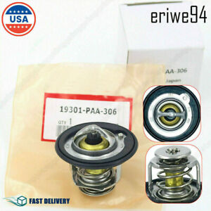 New 19301 Paa 306 Thermostat Gasket Accord Prelude Integra Crv Civic Genuine Us