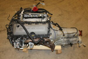 14 Ford Mustang 5 0l Engine Automatic Transmission Drop Out 40k Oem Lkq