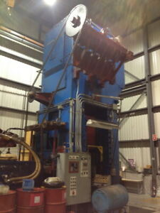 Clearing F 11000 42 1000 Ton Straight Side Press