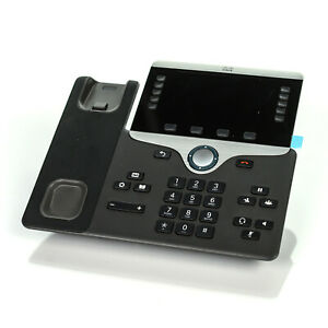 Cisco Cp 8841 8841 Ip Voip Color Lcd Display Video Phone Cp 8841 k9 Base Only