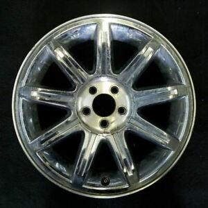 18 Inch Chrome Chrysler 300 2005 2006 Oem Factory Original Alloy Wheel Rim 2244