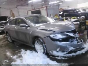 Automatic Transmission 15 Chrysler 200 With Auto Engine Stop Start 646717