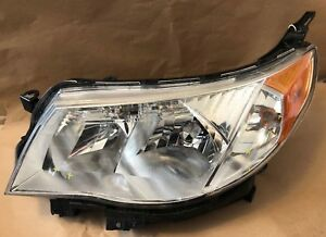 2009 2010 2011 2012 Subaru Forester Left Lh Headlight Oem 84001 sc071