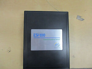 Esi Cs 100 Telephone System With 12 48 Key Phones
