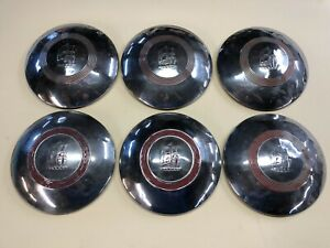 1953 Plymouth Hubcaps Dog Dish