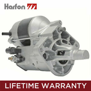 Lifetime Warranty Starter For Chrysler Town Country Dodge Caravan 3 3l 3 8l