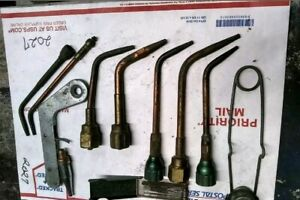 Victor Cutting Torch Brazing Tips Lot Sale Nice