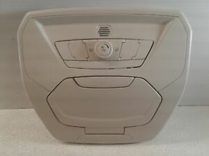13 14 Ford Escape Overhead Console W Lights Storage Oem