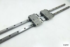 Thk Lm Guide Bearing Used Hsr25la2ss 940l 2r4b Robust Long Type Cnc Router