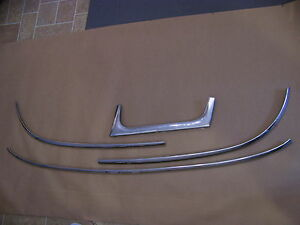 1956 Dodge Front Window Trim Coronet Custom Royal