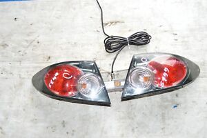 Jdm Mazda 3 Mazda Speed 3 Oem Led Tail Lights Lamps Bk3p Hatchback 2004 2009