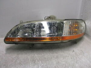 1998 2000 Honda Accord Driver Lh Head Light Lamp Oem