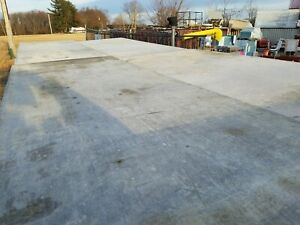 Used Western Aluminum Concrete Forms