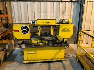 Hyd mech Horizontal Band Saw Model S20