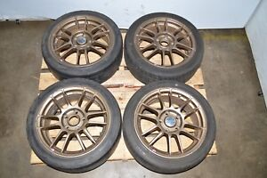 Jdm Honda Acura Accord Cd5 Civic Ek Eg Integra Type r Dc2 15 114 3 Wheel Rivazza