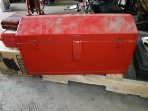 Vintage Snap On Toolbox Free Shipping