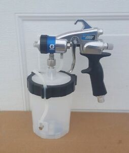 Graco Hvlp Edge Spray Gun With Flexliner System for Turbine Paint Sprayers