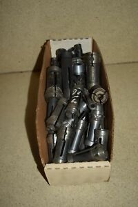 rt Hardinge brown Sharpe Collets Feed Fingers Lot Of Misc Parts 55 l1