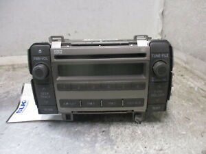 2009 2010 Toyota Matrix Cd Player Radio Oem