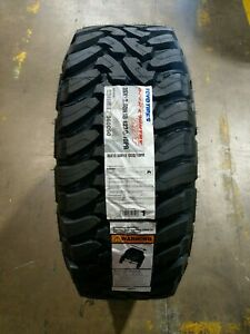 35x12 50r18 Toyo Open Country M t 123q 10ply Load E set Of 4