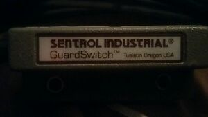 Sentrol Industrial Magnetic Guard Switch 151 7z 06k d3