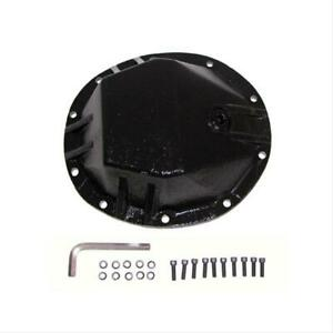Rugged Ridge Heavy duty Differential Cover Dana 35 Black Steel 1659535