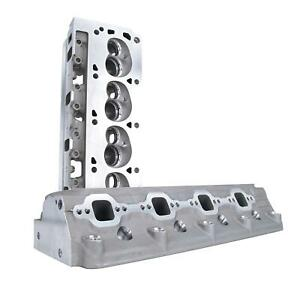 Rhs Pro Action Small Block Ford Cylinder Head 35011