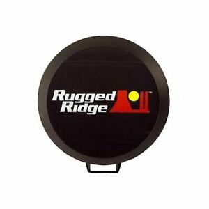 Rugged Ridge Hid Off Road Light Cover 1521052