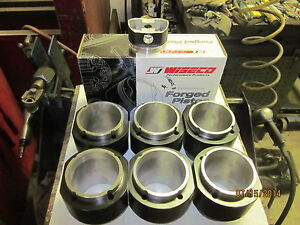 Corvair Corsa Spyder 140 H P 180 H P Turbo Big Bore Cast Cylinders