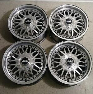 16 A r e Mesh Wheels 5x114 3 5x120 16x7 15 Jdm Rims Rare Vintage Old school