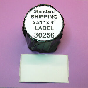 6 Rolls Shipping Labels Fit Dymo 30256 Bpa Free