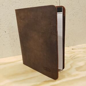 Leather Portfolio Amish Made In The Usa Lifetime Warranty