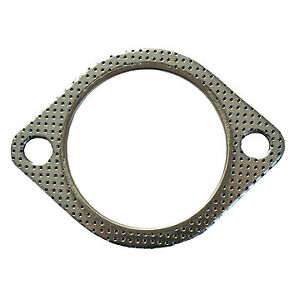 Reinforced Graphite Exhaust Gasket 2 bolt 2 5 Id 64mm Catback Downpipe