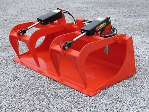Bobcat Skid Steer Attachment Danuser Ep 10 Hex Auger With 18 Bit Ship 199