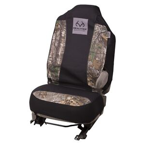 Realtree Camo Seat Cover Universal Truck Car Auto Camouflage
