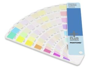 Used Pantone Pastel Neon Coated Guide Full 210 Colours Latest Version