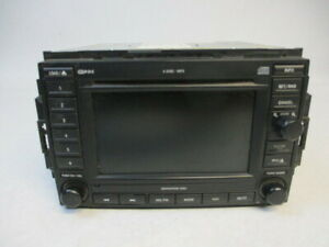 2005 2006 Grand Cherokee Navigation Radio Receiver P560386 Rec Oem Lkq