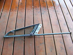 1965 Plymouth Satellite Belvedere Rh Wing Window Frame Oem