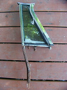 1957 Plymouth Fury 2d Hard Top Rh Wing Window Frame