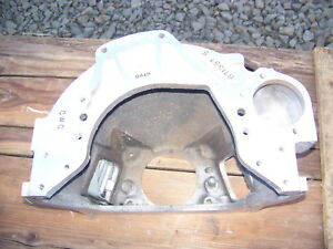 1946 1954 Dodge Chrysler Plymouth Desoto Bellhousing Oem 871357 5 47 48 49